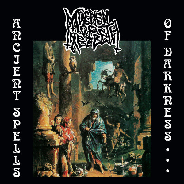 Moenen Of Xezbeth ‎– Ancient Spells Of Darkness... LP