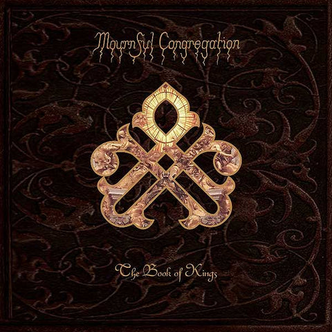 Mournful Congregation - The Book of Kings 2LP (Gold & Brown Merge Vinyl)