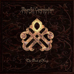 Mournful Congregation - The Book of Kings 2LP (Gold, Black & Aqua Blue Mottled Vinyl)