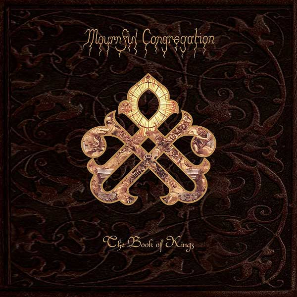 Mournful Congregation - The Book of Kings 2LP (Black Vinyl)