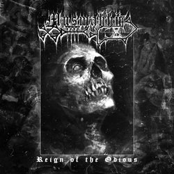 Musmahhu ‎– Reign Of The Odious CD