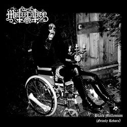 Mütiilation - Black Millenium (Grimly Reborn) CD