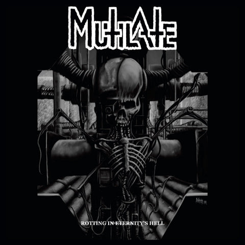 Mutilate ‎– Rotting In Eternity's Hell LP