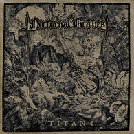 Nocturnal Graves ‎– Titan CD