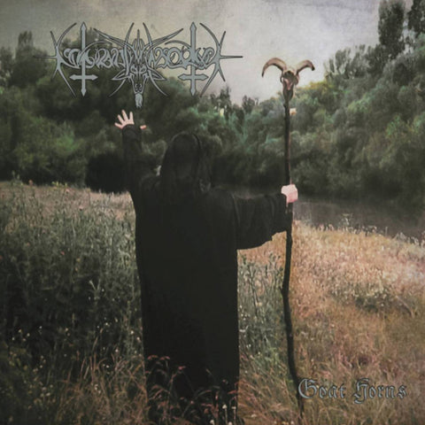 Nokturnal Mortum ‎– Goat Horns CD Deluxe Digibook