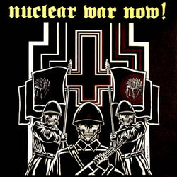 Various ‎– Nuclear War Now! Festival Compilation LP