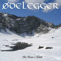 Ødelegger - The Titan's Tomb CD