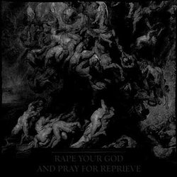 Odem ‎– Rape Your God And Pray For Reprieve CD