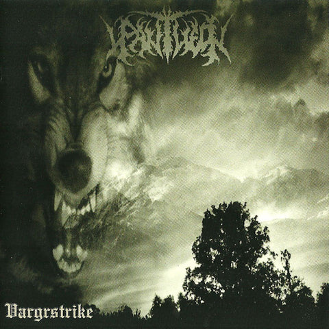 Pantheon ‎– Vargrstrike CD