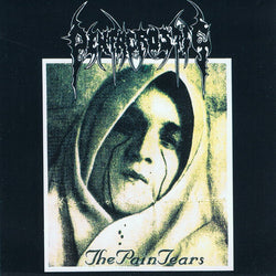 Pentacrostic ‎– The Pain Tears + Demos 2LP