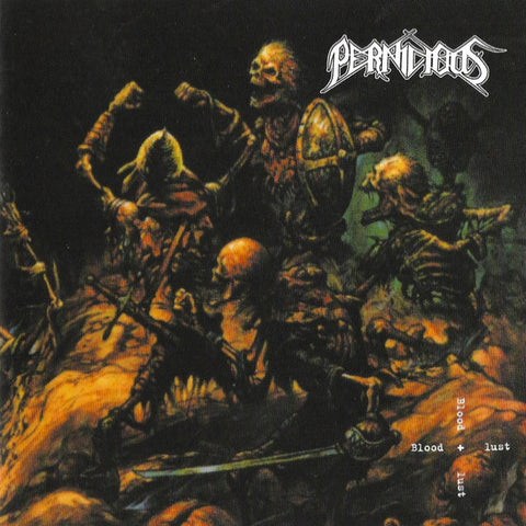 Pernicious ‎– Bloodlust CD