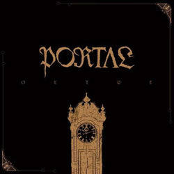 Portal ‎– Outre LP (Antique Bronze & Black Mottled Vinyl)