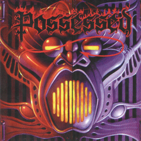 Possessed ‎– Beyond The Gates / The Eyes Of Horror CD