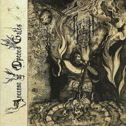Possession Ritual ‎– Incense Of Opened Gates CD