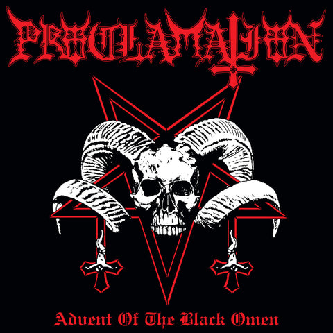 Proclamation ‎– Advent Of The Black Omen LP