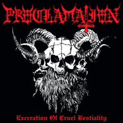 Proclamation ‎– Execration Of Cruel Bestiality LP
