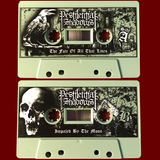 Pestilential Shadows - The Fate Of All That Lives & Impaled By The Moon Tape
