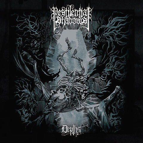 Pestilential Shadows - Depths CD