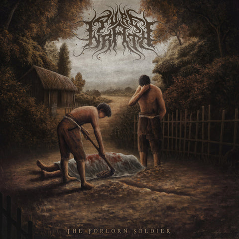Pure Wrath ‎– The Forlorn Soldier CD