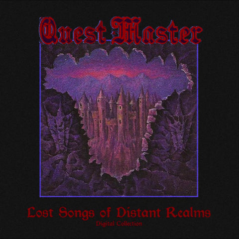 Quest Master ‎– Lost Songs Of Distant Realms 2CD