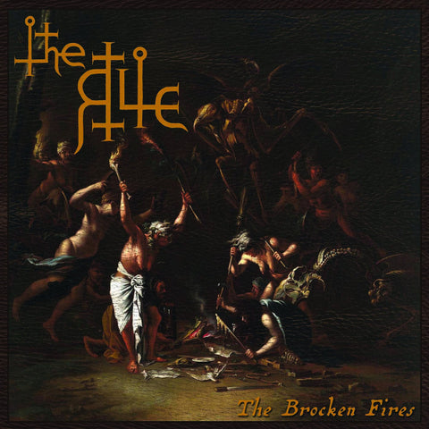The Rite - The Brocken Fires CD