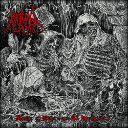 Ritual Lair ‎– Mother Of Misery And All Repugnance (Diabolo Intervale) CD