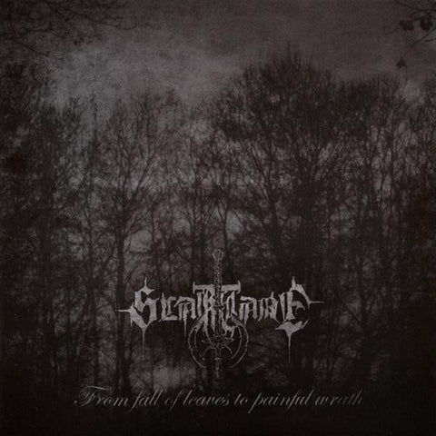 Slaktare ‎– From Fall Of Leaves To Painful Wrath 2xCD