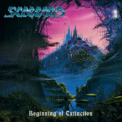 Scabbard ‎– Beginning Of Extinction CD
