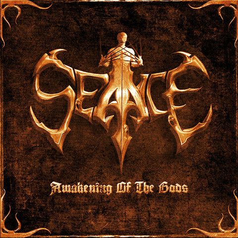 Seance - Awakening of the Gods CD