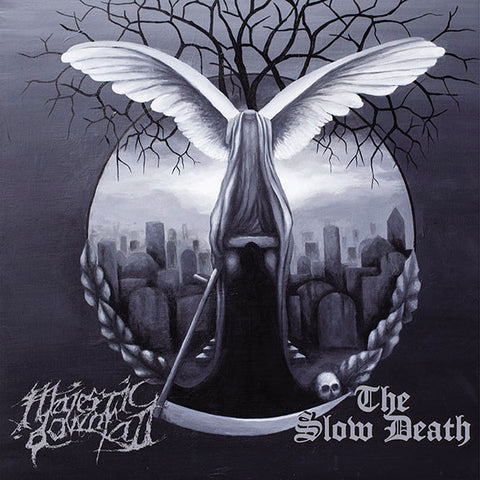 The Slow Death & Majestic Downfall - Split CD