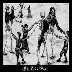The Slow Death - Self Titled CD