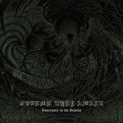 Solemn They Await ‎– Sanctuary In The Depths CD
