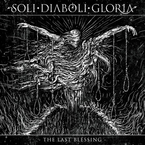 Soli Diaboli Gloria ‎– The Last Blessing A5 Digibook CD