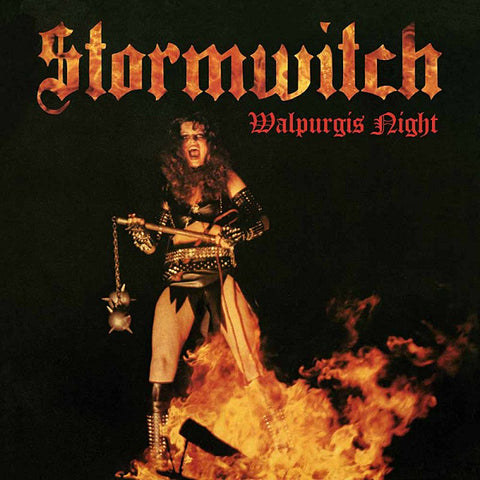 Stormwitch ‎– Walpurgis Night LP (White Vinyl)