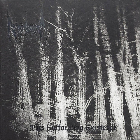 Striborg ‎– This Suffocating Existence CD