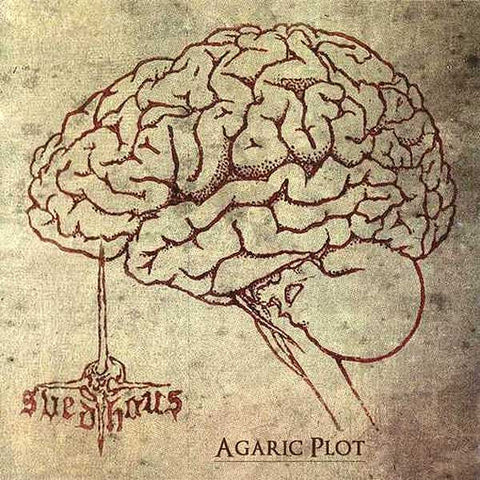 Svedhous - Agaric Plot CD
