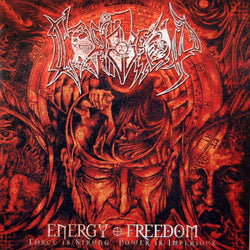 Svyatogor  ‎– ENERGY - FREEDOM: Force Is Strong, Power Is Imperious CD