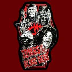 Blind Dead - Patch
