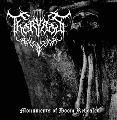 Thorybos ‎– Monuments Of Doom Revealed CD