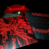 Vassafor / Temple Nightside ‎– Call Of The Maelstrom LP