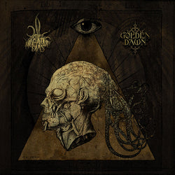 The Negative Bias & Golden Dawn - Temple of Cruel Empathy / Lunar Serpent Split CD