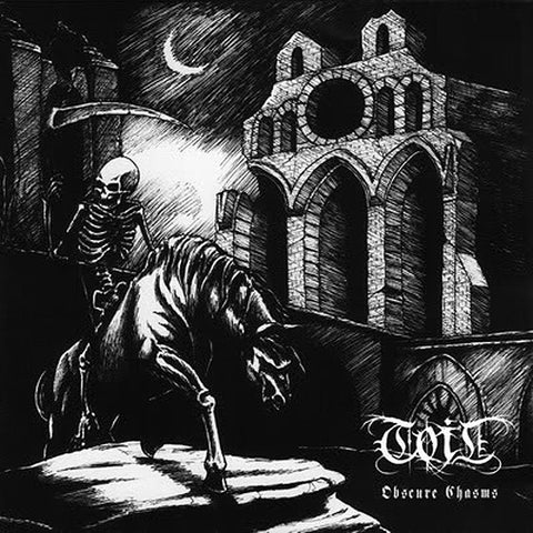 Toil - Obscure Chasms CD