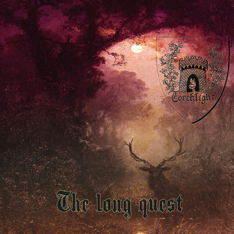 Torchlight  ‎– The Long Quest CD