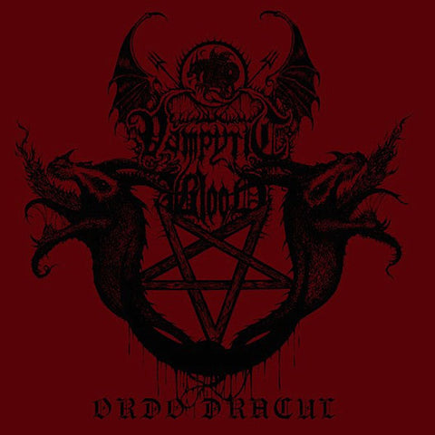 Vampyric Blood - Ordo Dracul CD