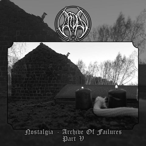 Vardan - Nostalgia - Archive of Failures - Part V CD