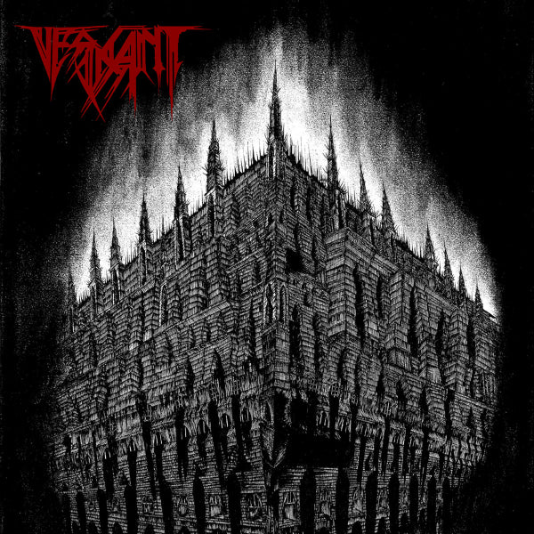 Vesicant  ‎– Shadows of Cleansing Iron LP
