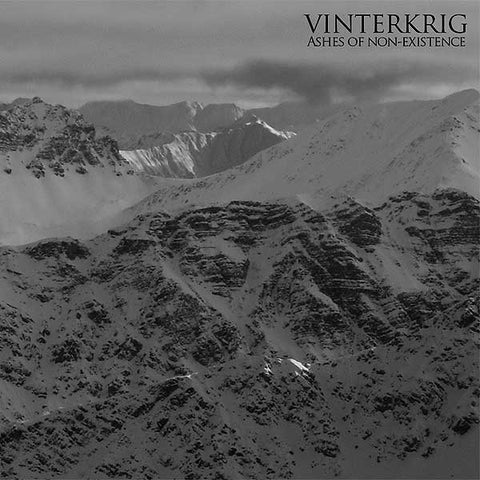 Vinterkrig - Ashes of Non-Existence CD