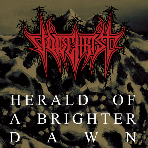 Voidchrist ‎– Herald Of A Brighter Dawn CD