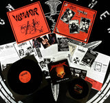 Vomitor ‎– Roar Of War LP + Bonus 7""