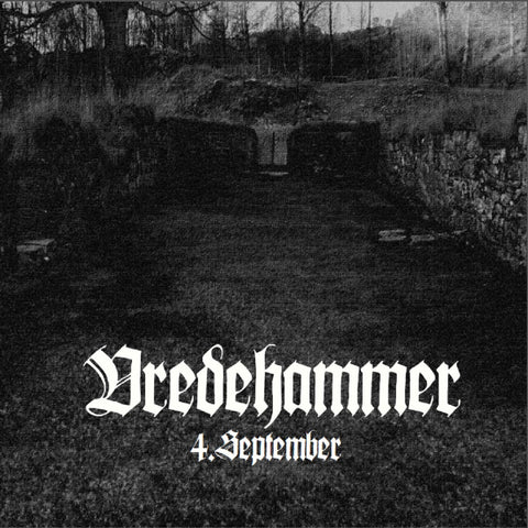 Vredehammer ‎– 4. September CD